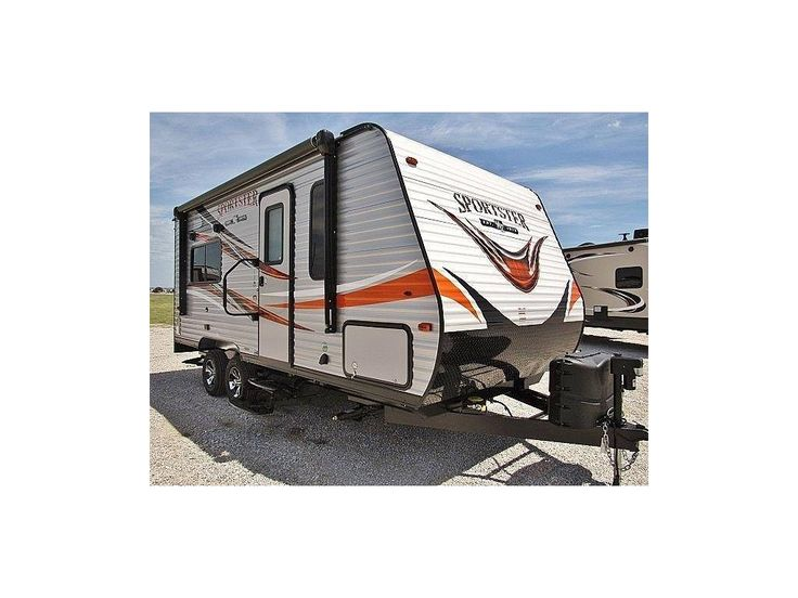 Check out this 2018 K-Z Sportster 190TH listing in Sanger, TX 76266 on RVtrader.com. It is a Travel Trailer Toy Hauler and is for sale at $27655.