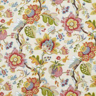 Alhambra Fuchsia   Warwick Fabrics Australia