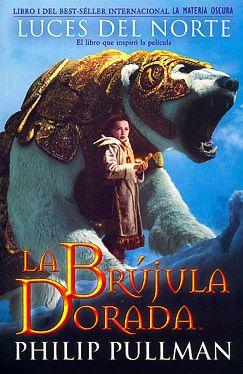 """""""La brújula dorada. Luces del Norte"""" de Phillip Pullman. Ficha elaborada por Daniel Serrano."""