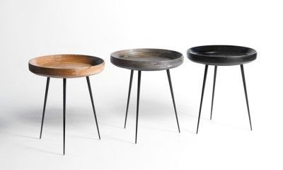 Bowl table basse ronde