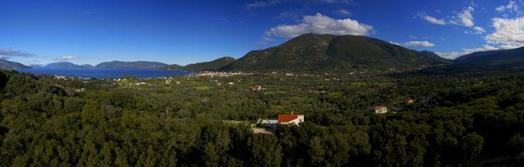 Utopia panoramic view