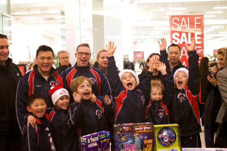 Unionville Jets - Excited - Hillcrest Toy Mountain 2014