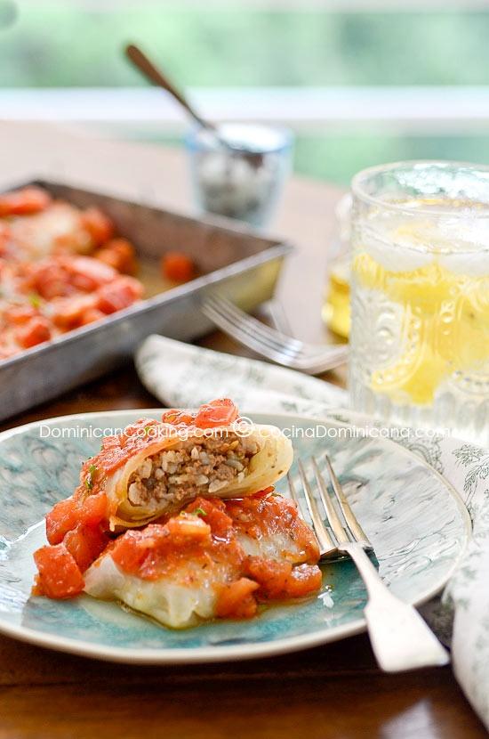 Dominican Cabbage Stew Recipesbnb