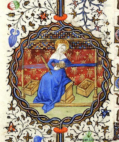Medieval Tablet Weaving
