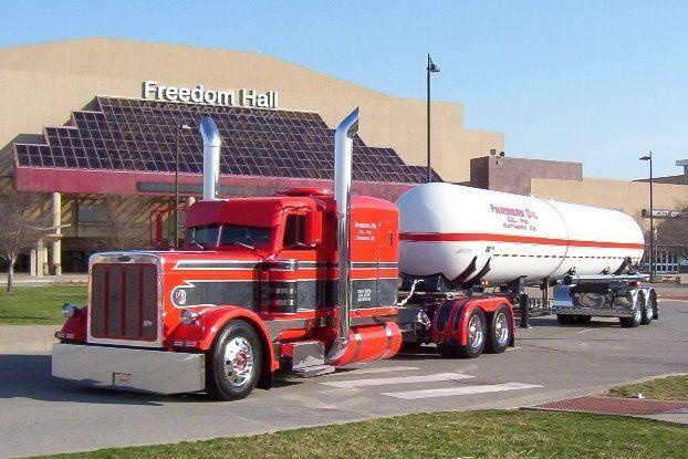 Semi Truck Oil : Fat stacks trucks pinterest farmers oil and rigs