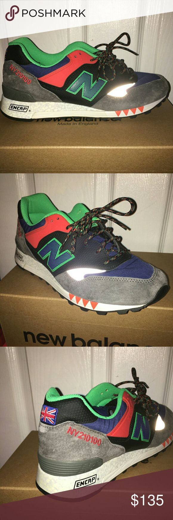 New Balance The Napes Size 8  never worn has a box  , rare sneaker  , released in England!  100% authentic No low balls New Balance Shoes Sneakers