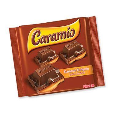 Ülker Caramio Karamelli Çikolata 60 Gr