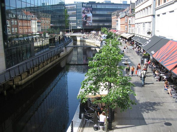 -Aarhus. Denmark's second largest city, Aarhus dates back to Viking ...