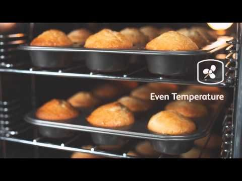 A guide to the Belling Range cooker tall oven - YouTube