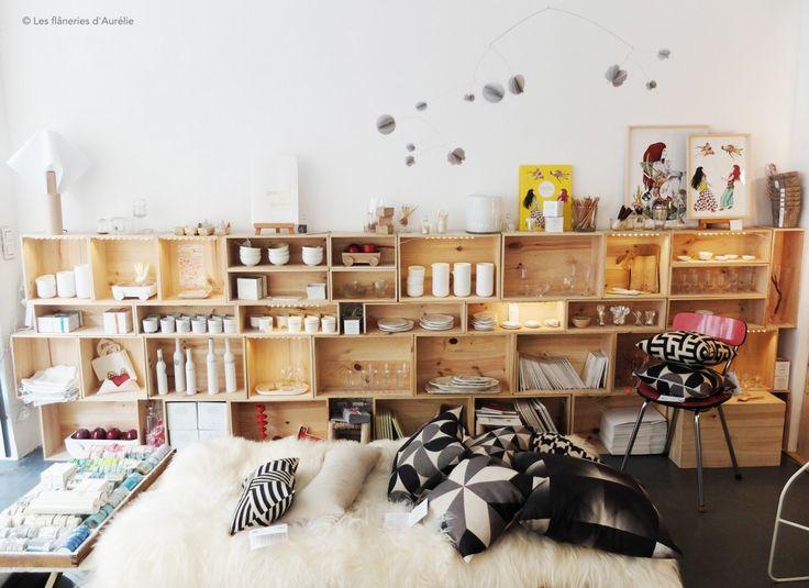 17 meilleures id es propos de agencement magasin sur pinterest boutique artisanat des. Black Bedroom Furniture Sets. Home Design Ideas