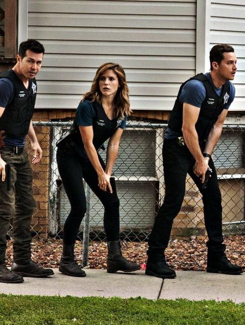 Antonio, Lindsay, Halstead