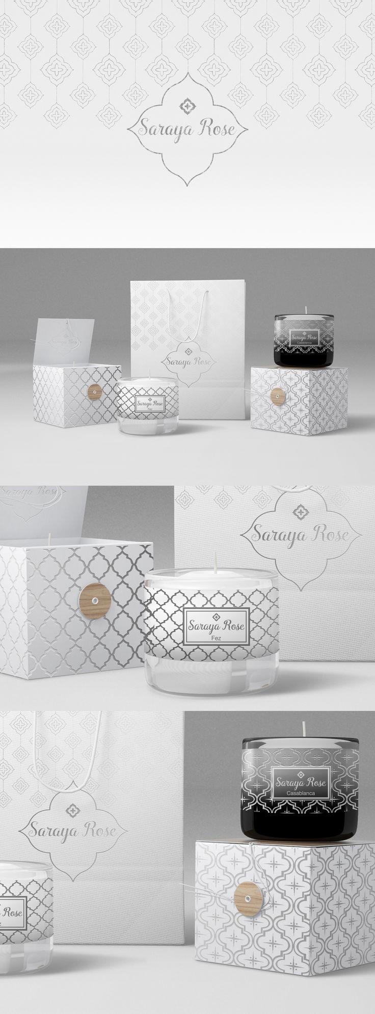 www.One-Giraphe.com #branding #pattern #candle #candles #logo #logodesign http://one-giraphe.com/prev.php?c=187