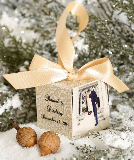 32 best Wedding Favors images on Pinterest | Christmas wedding ...