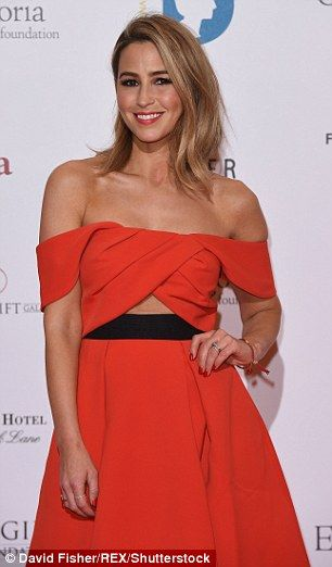 Rachel still loves this dress she wore to The Global Gift Gala in 2015, a charity dinner auction, raising funds for the Eva Longoria Fund and Caudwell Children