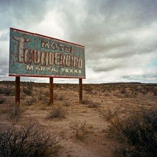 Thunderbird Motel, Marfa.