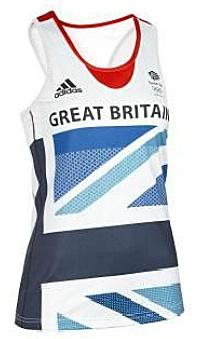 Adidas Team GB Olympics 2012 Womens Running Shimmel