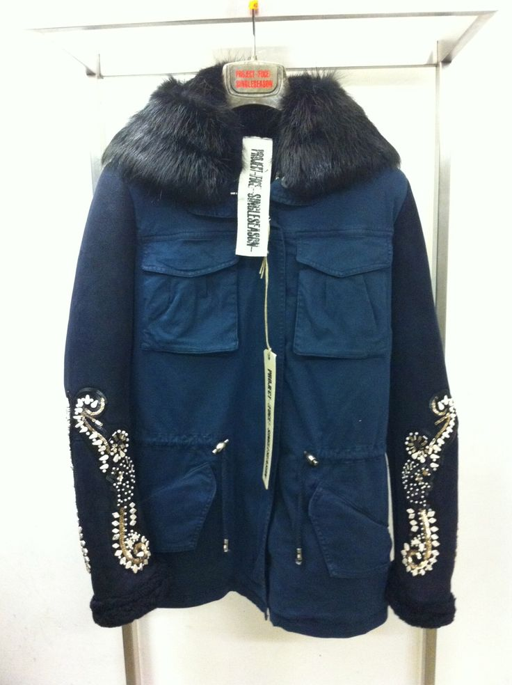 Project Foce parka