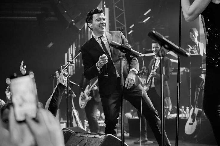 #Entertainers - Rick Asley by www.effectphoto.dk