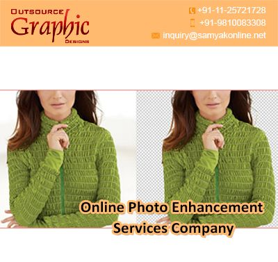 Hiring a professional online digital photo enhancement service is an increasing trend in business world to impress the target audience with world-class quality display.