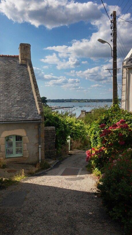 Ile aux Moines // Golfe du Morbihan // Plus belle region de France <3 // BZH power // 56 (Bretagne)