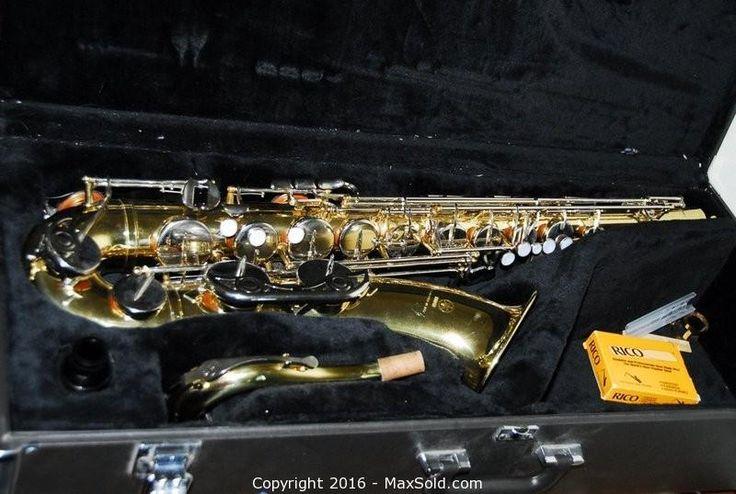 Yamaha Tenor Sax Sold on MaxSold for $335