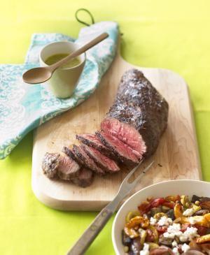 Simple Grilled Tri-Tip Roast: Grilled Tri-Tip Roast