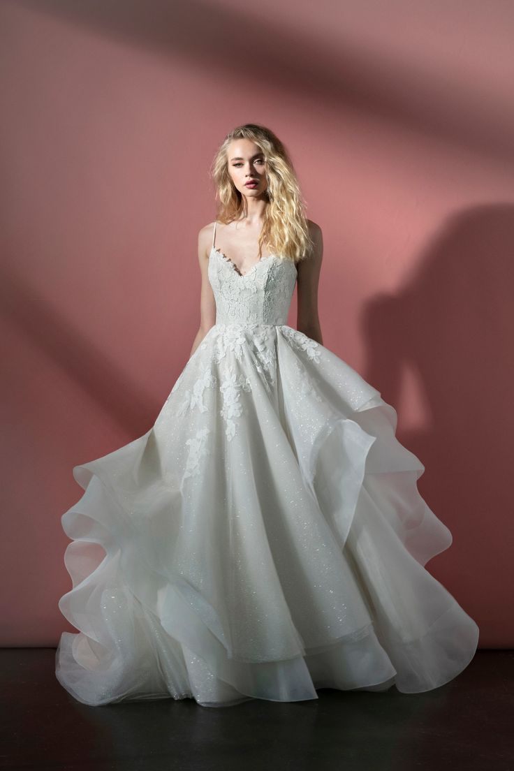 Blush by Hayley Paige Bridal Collection for Spring 2021 in