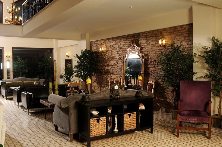 You can feel at home even in its legendary lobby at #EdehanOtel. #EdehanOtel harika lobisinde bile evinizde hissedebileceğiniz oteldir. http://www.bigaedahanotel.com/ #EdehanOtel #biga #çanakkale #turkey #türkiye #hotel #lobby #lobi #breakfast #kahvaltı #comfortable #rahat #vacation #holiday #travel #tatil #lobi #traveller