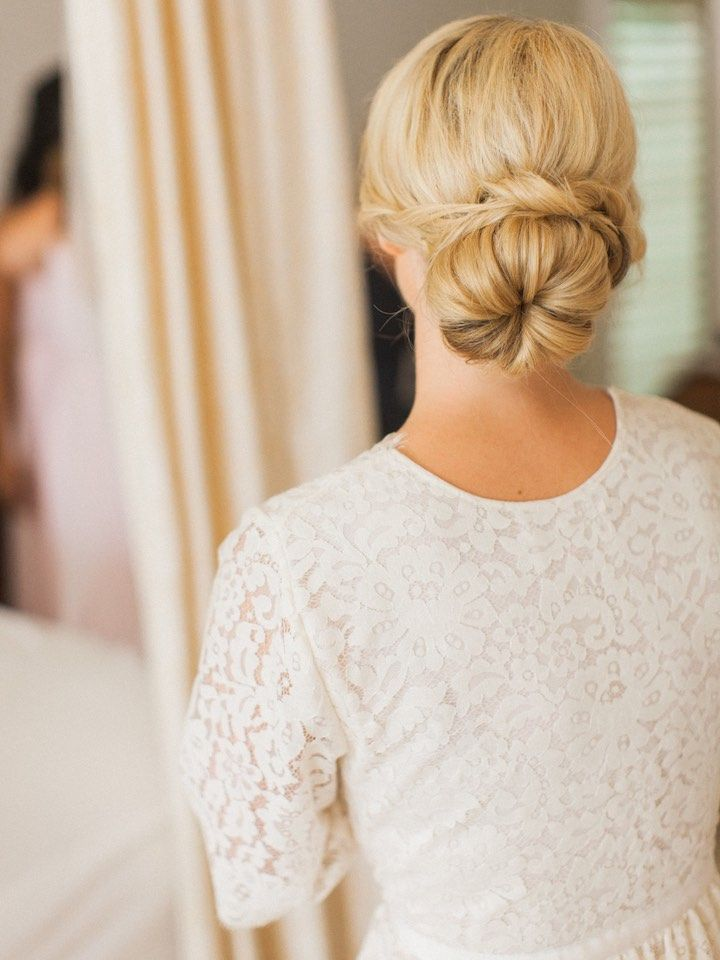 Trendy Wedding Hairstyles :   Featured Photographer: Bryan Miller Photography; Wedding hairstyle idea.    - #WeddingHairstyles  https://fashioninspire.net/wedding/wedding-hairstyles/best-wedding-hairstyles-featured-photographer-bryan-miller-photography-wedding-hairstyle-idea-2/