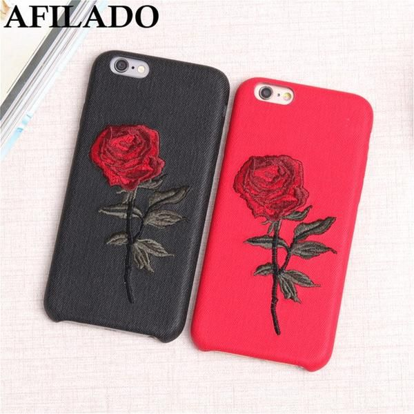 iphone 6 coque fleur rose   Iphone, Funny hand embroidery, Iphone 6