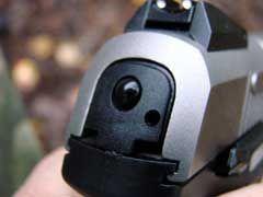 Ruger's New SR9 Striker-Fired Lightweight 9mm Auto Pistol