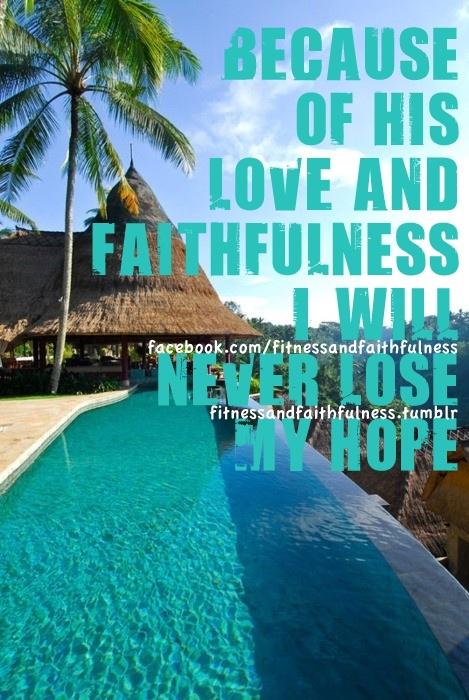 I will never lose my hope!Never Lose Hope, Inspiration Ideas, Jesus Christ, Savior Jesus, Christ The, Worth Christ, You R Living