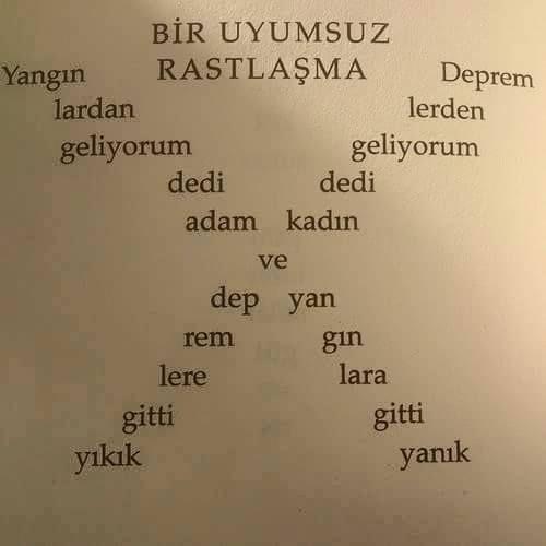 Edebiyat & Şiir (Turkish Literature & Poem)