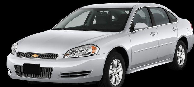 2012 Silver Chevrolet Impala #chevroletimpala2012