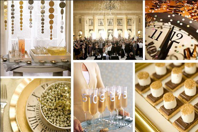 New year's eve wedding