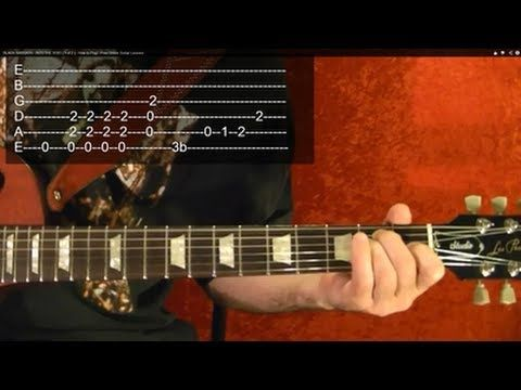 ▶ BEST! LED ZEPPELIN - HOUSES OF THE HOLY - Guitar Lesson With TABS - YouTube