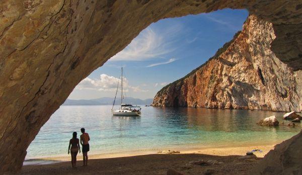 Atokos island, Greece