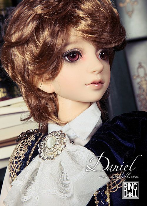 Advance notice-Daniel 2 by Ringdoll.deviantart.com on @deviantART