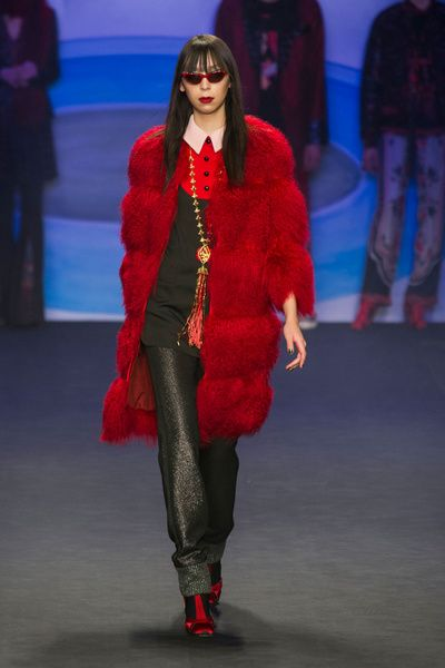 NYFW FW 2014/15 – Anna Sui. See all fashion show on: http://www.bmmag.it/sfilate/nyfw-fw-201415-anna-sui/ #fall #winter #FW #catwalk #fashionshow #womansfashion #woman #fashion #style #look #collection #NYFW #annasui @Anna Sui