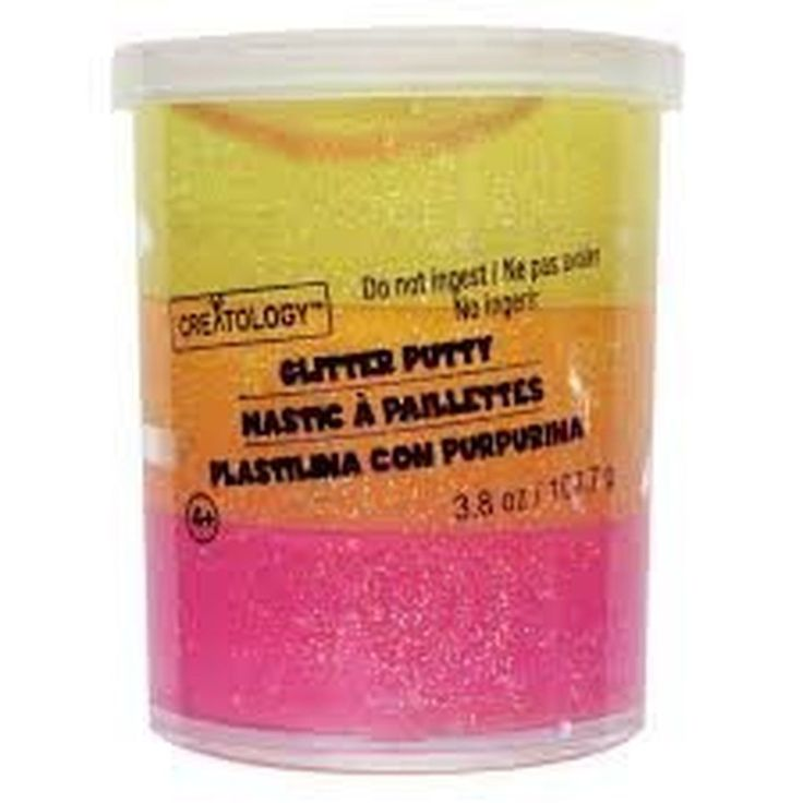 Glitter Putty by Creatology