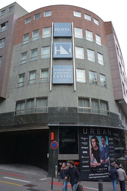 Eurostars Hotel Andorra Centre Andorra La Vella