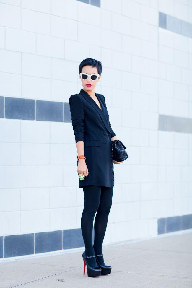 Back To Black Nini 39 S Style Black Clothing Style Pinterest Estilo