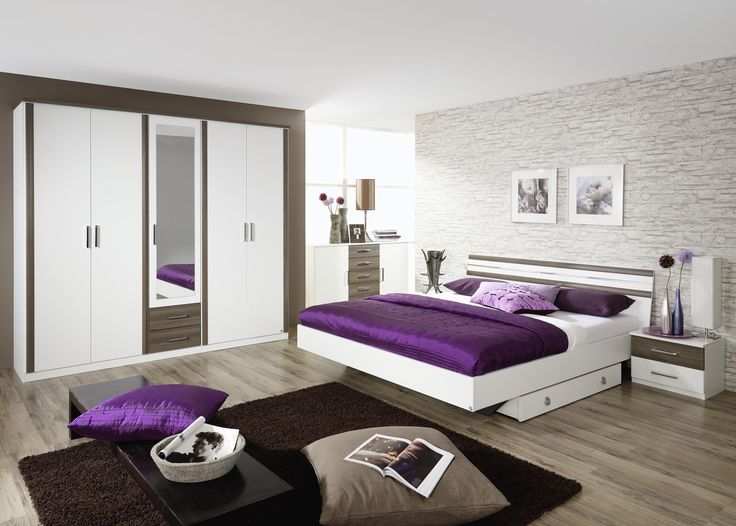 17 best images about chambre coucher on pinterest design mauve and bureaus for Decoration chambre a coucher adulte moderne