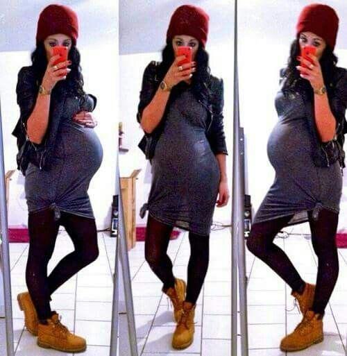 Wahrscheinlich Asia Mom – Maternidad elegante – Schwanger Kleidung