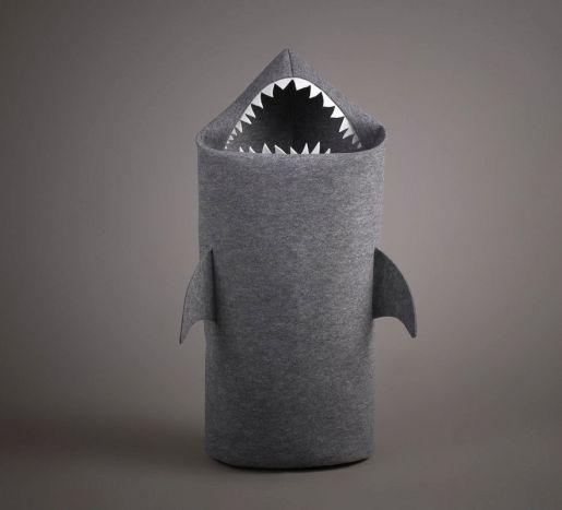 Filz Hai für eure dreckige Wäsche - Der Typ von Nebenan