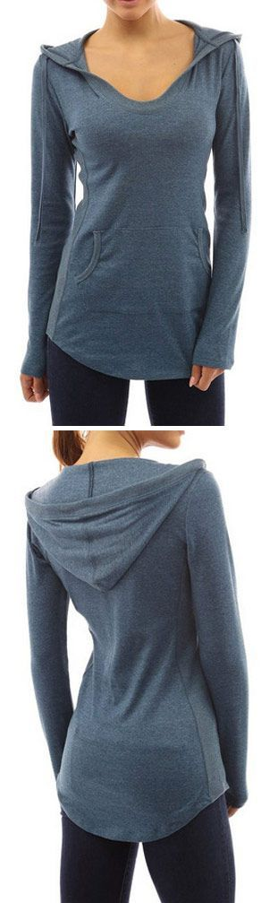These types of sweaters are so comfortable both in and out of the gym.