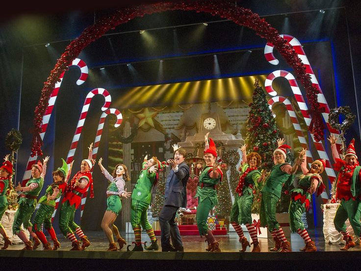 Win two tickets to ELF The Musical and an overnight stay at The Bloomsbury