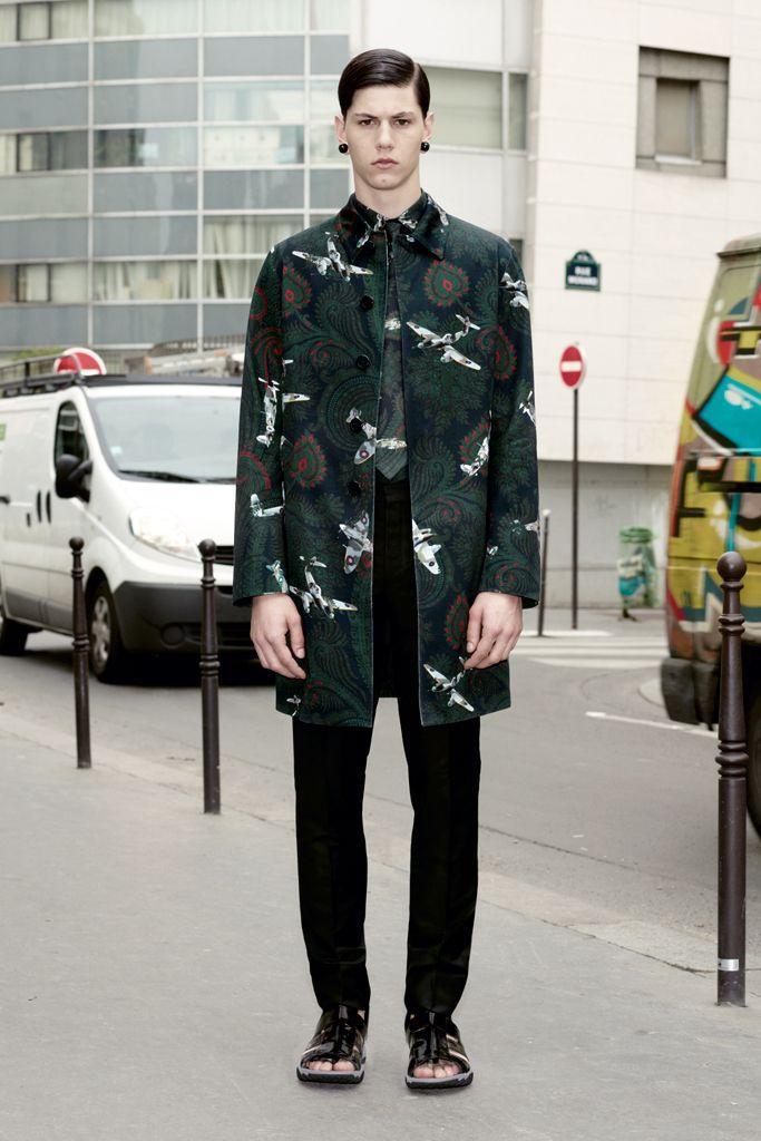 Givenchy – 2013 Pre-Spring Collection