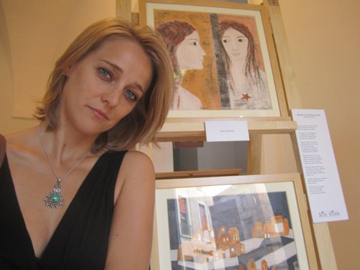 Collettivo Nie Wiem a Macerata                        Io e la mia poesia illustrata
