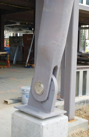cool steel columns - Google Search
